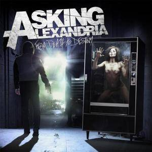 Cover - Asking Alexandria: From Death To Destiny