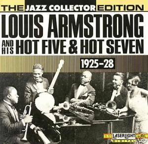 Cover - Louis Armstrong & His Hot Seven: 1925-1928