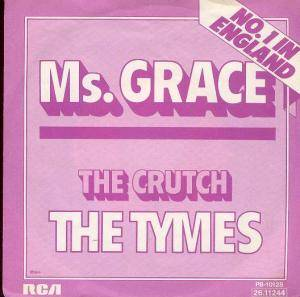 Cover - Tymes, The: Ms. Grace
