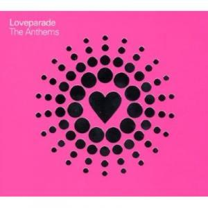 Loveparade - The Anthems - Cover