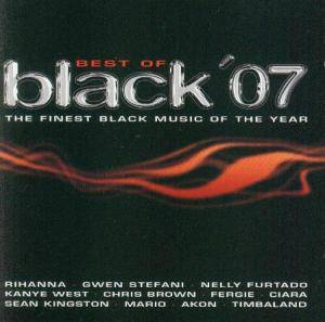 Cover - Pretty Ricky Feat. Sean Paul: Best Of Black '07