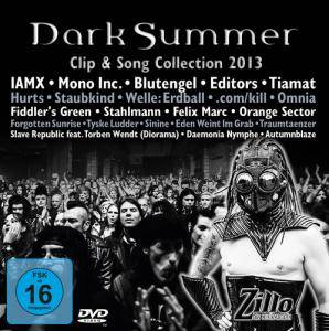 Cover - Skyla Vertex: Zillo Dark Summer DVD 2013