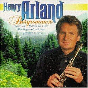 Cover - Henry Arland: Bergromanze
