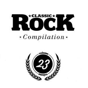 Cover - Blue Van, The: Classic Rock Compilation 23