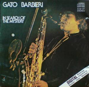 Cover - Gato Barbieri: In Search Of The Mystery