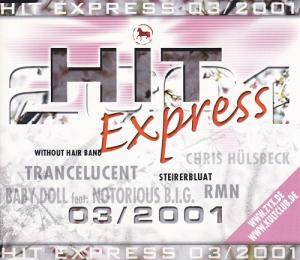 Hit Express 03/2001 - Cover