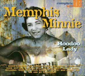 Cover - Memphis Minnie: Hoodoo Lady