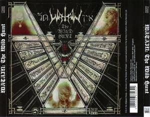 Watain: The Wild Hunt (CD) - Bild 2