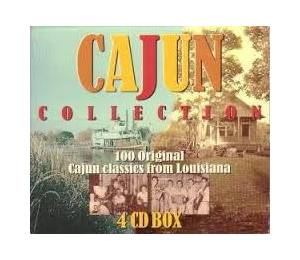 "Cover - ""Happy Fats"" Leblanc And Alex Broussnad: Cajun Collection"