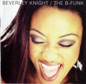 Cover - Beverley Knight: B-Funk, The