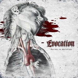Evocation: Excised And Anatomised - Cover