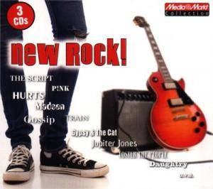 New Rock! - Cover