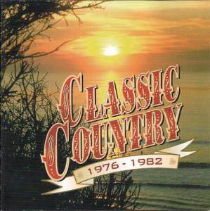 Cover - George Jones & Tammy Wynette: Classic Country - 1976-1982