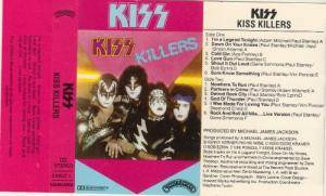 KISS: Killers (Tape) - Bild 3
