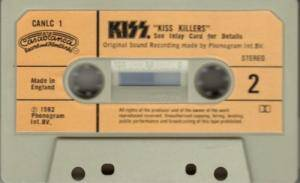 KISS: Killers (Tape) - Bild 6