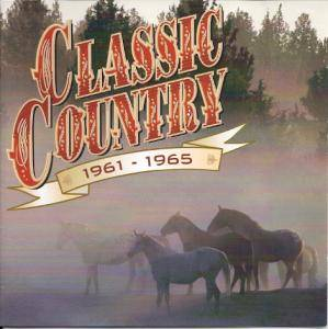 Cover - Bobby Edwards: Classic Country - 1961-1965