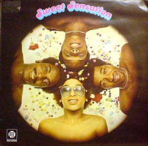 Cover - Sweet Sensation: Sweet Sensation
