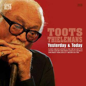 Toots Thielemans: Yesterday & Today - Cover