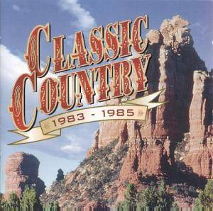Cover - Eddy Raven: Classic Country - 1983-1985