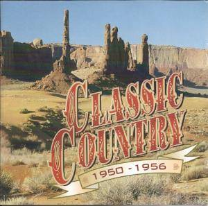 Cover - Johnnie & Jack: Classic Country - 1950-1956
