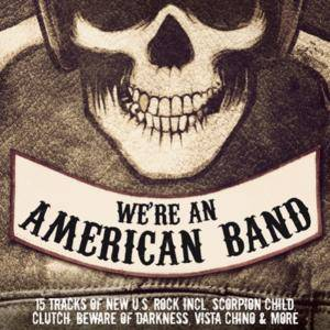 Cover - Scorpion Child: Classic Rock 188 - We're An American Band