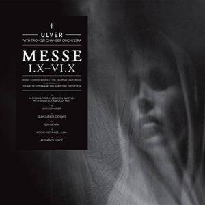 Ulver: Messe I.X - VI.X - Cover