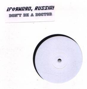 Cover - ¡Forward, Russia!: Don't Be A Doctor