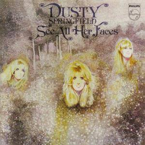 Dusty Springfield: See All Her Faces - Cover