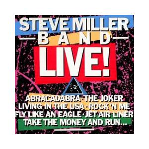 The Steve Miller Band: Live! (CD) - Bild 1