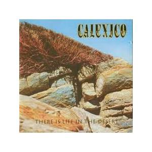 Cover - Calexico: There Is Life In The Desert