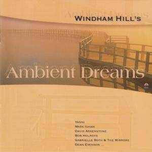 Windham Hill's Ambient Dreams - Cover