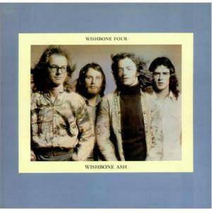 Cover - Wishbone Ash: Wishbone Four