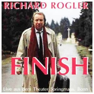 Cover - Richard Rogler: Finish