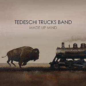 Tedeschi Trucks Band: Made Up Mind - Cover