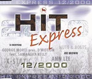 Cover - Advance: Hit Express 12/2000