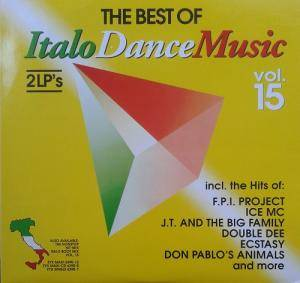 Cover - DNA: Best Of Italo Dance Music Vol. 15, The