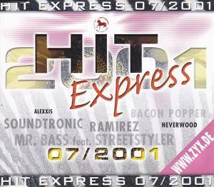 Cover - Bacon Popper: Hit Express 07/2001