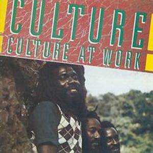 Cover - Culture: Culture At Work
