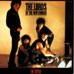 "Cover - Lords Of The New Church, The: ""M""-Style"