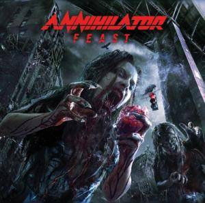 Annihilator: Feast - Cover