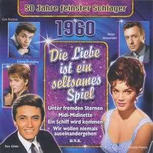 Cover - Angèle Durand: 50 Jahre Feinster Schlager - 1960