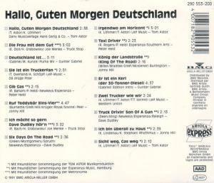 Hallo Guten Morgen Deutschland Cd 1991