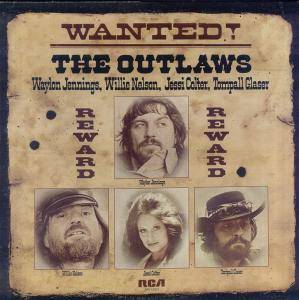 Cover - Willie Nelson: Wanted! The Outlaws