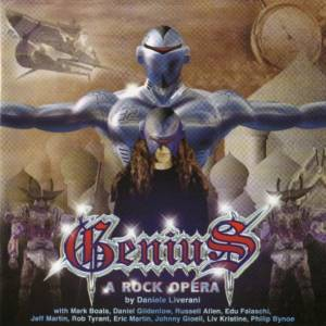 Cover - Genius: Rock Opera Episode 2 - In Search For The Little Prince, A