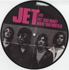 Jet: Put Your Money Where Your Mouth Is - Cover