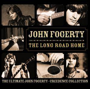 Creedence Clearwater Revival: Long Road Home, The - Cover