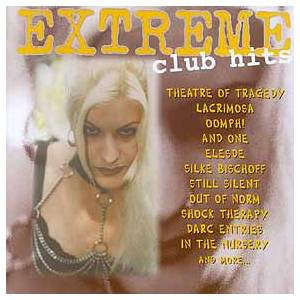 Cover - Lunastoy: Extreme Club Hits