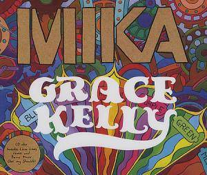 Cover - Mika: Grace Kelly