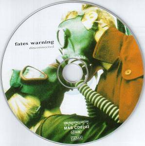 Fates Warning: Disconnected (CD) - Bild 3