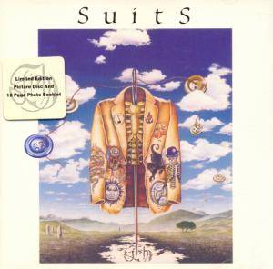 Fish: Suits - Cover